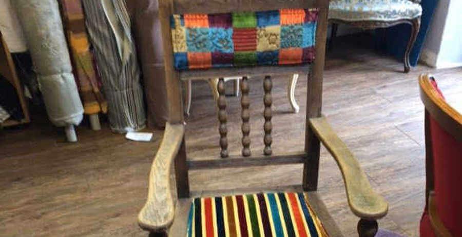 stuhl restaurieren und beziehen joachim wunder raumausstattung. Black Bedroom Furniture Sets. Home Design Ideas